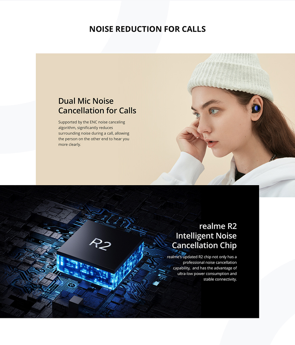 Realme Buds Air 2 Neo Wireless Earbuds 8