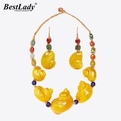 Лучшие женские модные ожерелья ZA Shell для женщин, трендовые летние ожерелья-чокер с подвесным воротником, аксессуары, ювелирные изделия, опто...