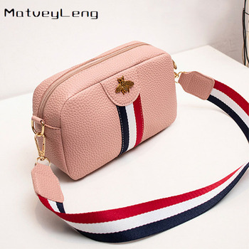 New trend Handbag Crossbody Bag Mini Portable Single-shoulder Female Casual Rectangle Shape PU Leather Phone Coin