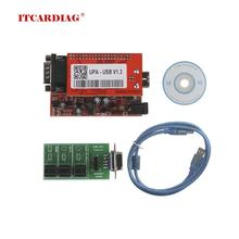 UPA USB Programmierer Wichtigsten Einheit V1.3 für 2013 Version ECU Chip Tunning UPA-USB UPA USB V1.3 Mit Volle Adapter