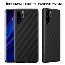 For HUAWEI P30 Pro Case Original Carbon