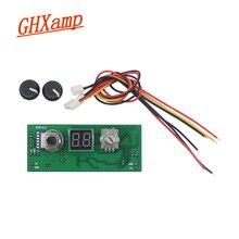 100 kinds effects DSP Digital Reverb module karaoke reverberation board mixer effect 0 99 New DC5V