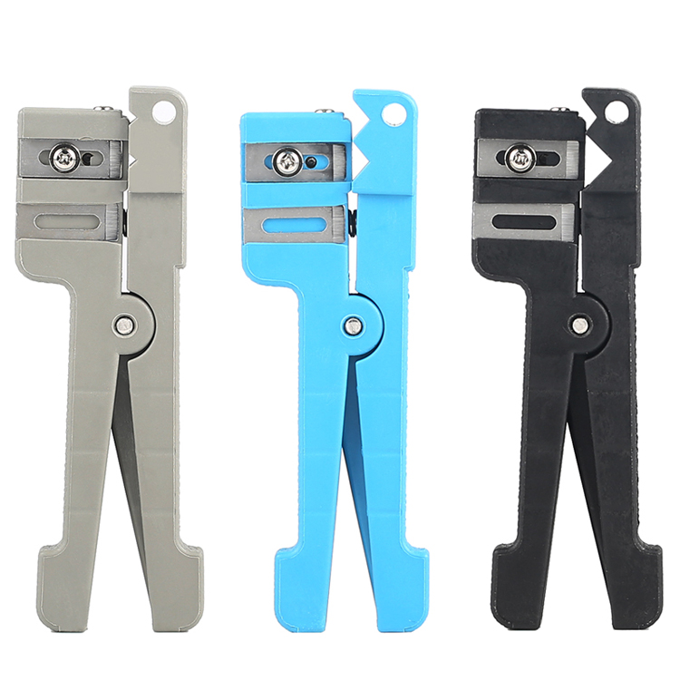 Fiber Optic Cable Stripping Tool Fiber Optic Stripper 45-162 45-163 45-165 Coaxial Cable Stripper