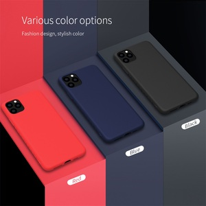 Image 5 - NILLKIN funda de goma para iPhone 11 Pro Max, cubierta protectora de TPU para iPhone 11 Pro
