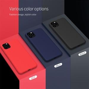 Image 5 - Nillkin Cover Voor Iphone 11 Pro Max Case Rubber Verpakt Tpu Telefoon Beschermhoes Cover Voor Iphone 11 Pro voor IPhone11 Case