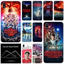 luxury Hot Soft Silicone Case stranger things for X