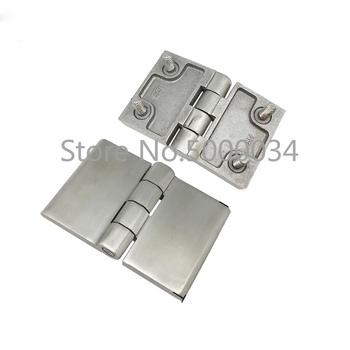 Bisagras para jarras de congelador de acero inoxidable XK4408-5076 bisagra de puerta de madera