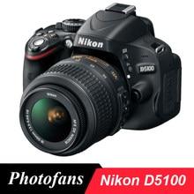 Nikon D5100 Dslr Camera Met 18-55Mm Lens
