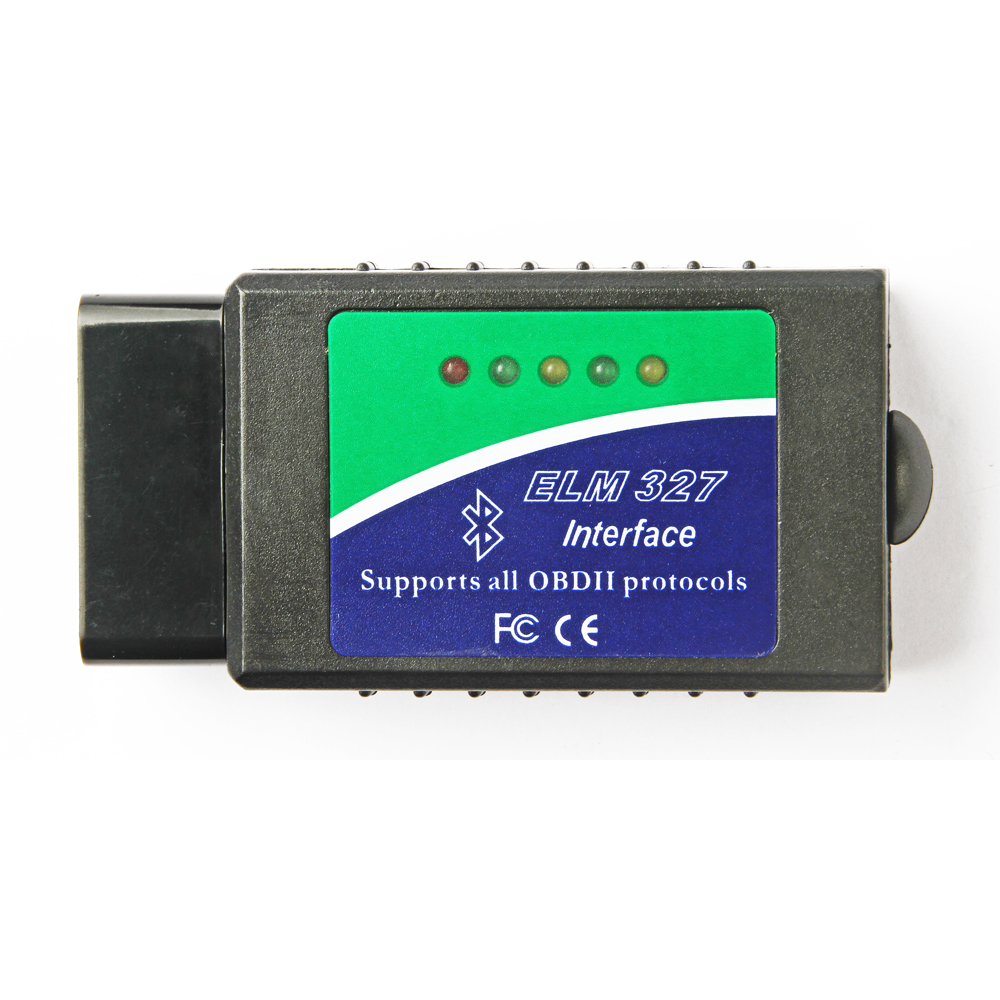PIC 18F25K80 Chip V1.5 Elm327 Bluetooth OBD2 Diagnostic Scanners Car OBD Scan Tools For Windows Android Symbian