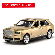 Collection Car Model Lauscurinan Automobile Vehicles 1:32 Alloy Car Pull Back Diecast Model Car Sound Light Gift for Kid Boy Toy 1 18 diecast model for acura mdx 2015 red alloy toy car miniature collections page 4