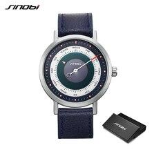SINOBI Fashion Creative Mens Watches Luminous Compass Mens Sports Clock Climbing Hiking Mens Quartz Wrist Watch reloj hombre