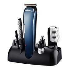 Men Women Styling Tools USB Rechargeable With Calipers Lubricant Cordless Hair