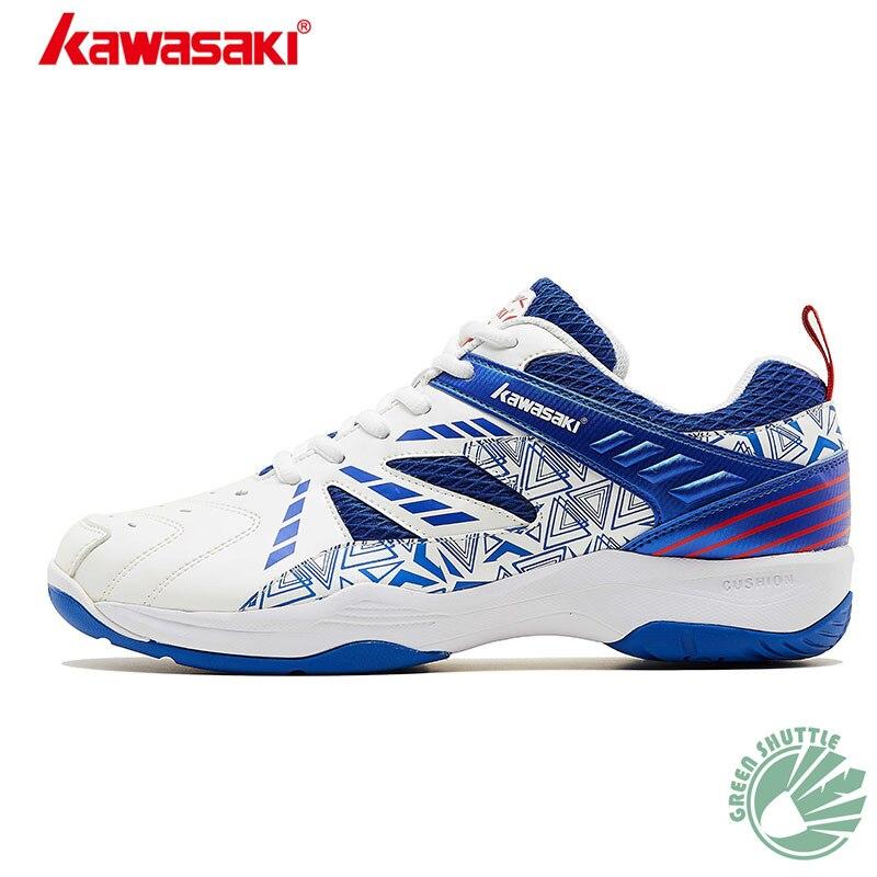 Kawasaki-zapatos De Bádminton Originales Para Hombre Y Mujer, K-080, K-081L, Serie ZhuiFeng, Banda Elástica Transpirable, Novedad De 2021