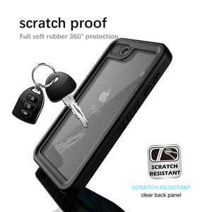 Image 4 - עבור iPod Touch 5 6 7 עמיד למים מקרה 360 תואר הגנת מקרה עמיד למים Dropproof עמיד הלם Dustproof מעטפת Coque Fundas