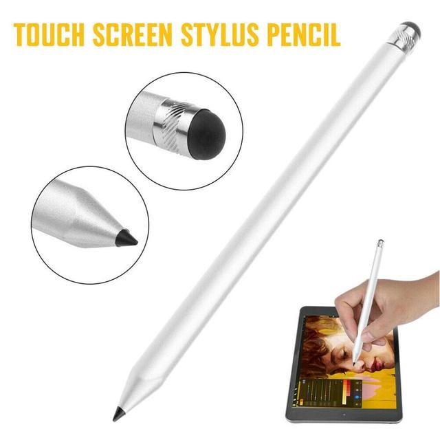 2 in 1 Universal Stylus Drawing Touch Screen Pen For Phone Capacitive Tablet Stylus Pen for Mobile Phone Tablet Pens Accessories