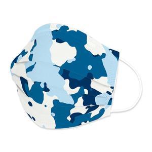 Image 3 - 50 Pcs Fashion Wegwerp Masker Ademend Mond Gezicht Maskers Aangepaste Speciale Camouflage Glimlach Verf Daisy Luipaard Print Masker