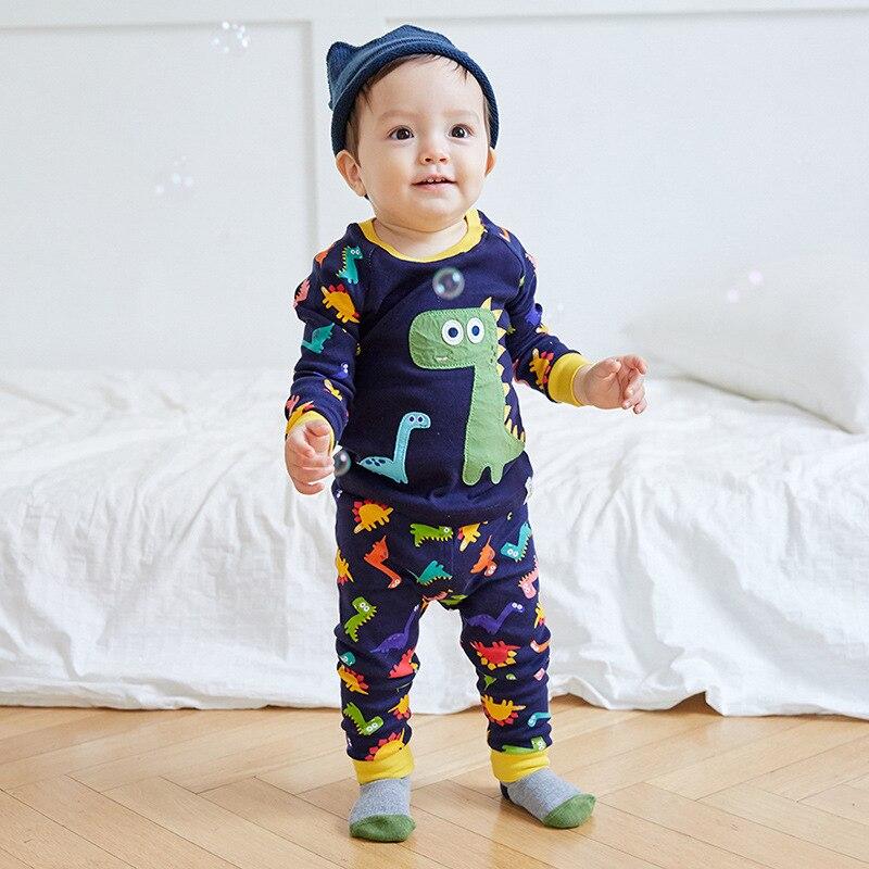 Vaenait Origional Design Autumn And Winter Korean-style CHILDREN'S Suit Tracksuit Long Sleeve Childrenswear Children Pure Cotton
