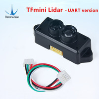 TOF Mini Benewake TFmini Lidar Range Finder Sensor Module Single Point Micro Ranging for Arduino Pixhawk Drone UART version