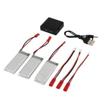 3,7 V 900mAh recargable batería para Dron batería Lipo batería de litio RC León batería para 8807/8807W plegable Drone