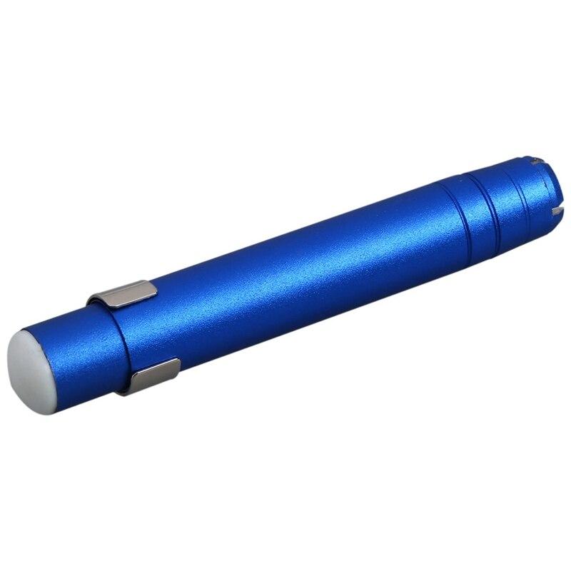2 шт алюминиевый сплав Мел хранитель держатель, красный и синий
