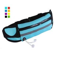 Waist Bag Unisex Pillow  Fashion Outdoor Sport Belt Neoprene Waterproof Running