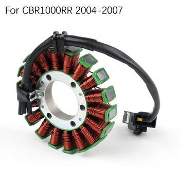 Artudatech Stator Coil Honda CBR1000RR CBR 1000RR 1000 RR 2004 2005 2006 2007 For Motorcycle Generator Parts