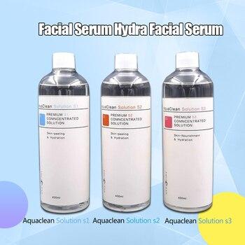 HOT SALE !!! Aqua Peeling Solution 400ml Per Bottle Hydra Dermabrasion Facial Serum Cleansing for Normal Skin