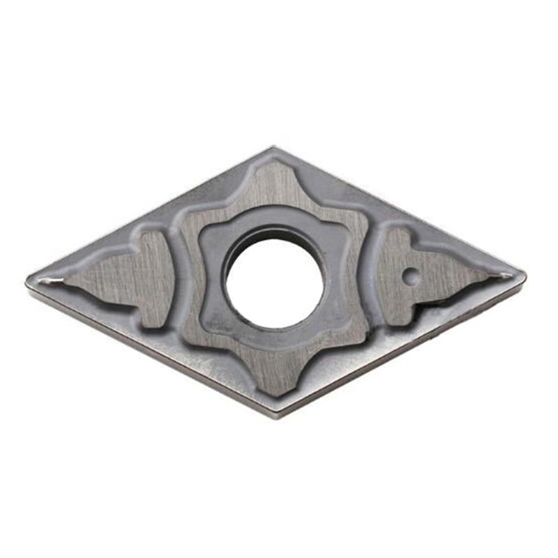 Inserts en carbure d'origine Tungaloy DNMG150408-TS DNMG150608 NS530 T9115 pour porte-outil de tournage de tour CNC de barre d'alésage DNMG150404