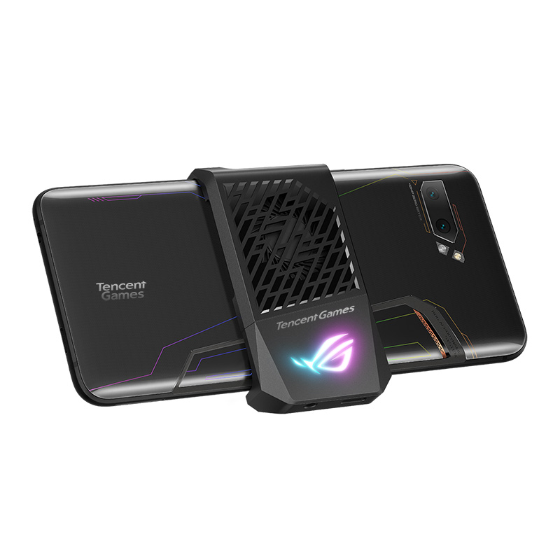 Aero Active Cooler II Cooling Fan Case For ASUS ROG Phone 2 , Official Original ,Rapid Temperature Drop ,Heat Dissipation