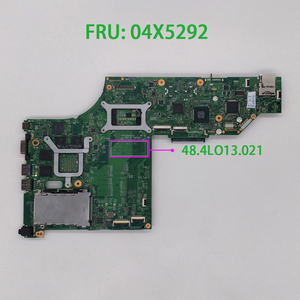 Image 2 - Per Lenovo ThinkPad W540 FRU : 04X5292 48.4LO13.021 N15P Q1 A2 Scheda Madre Del Computer Portatile Mainboard Testato