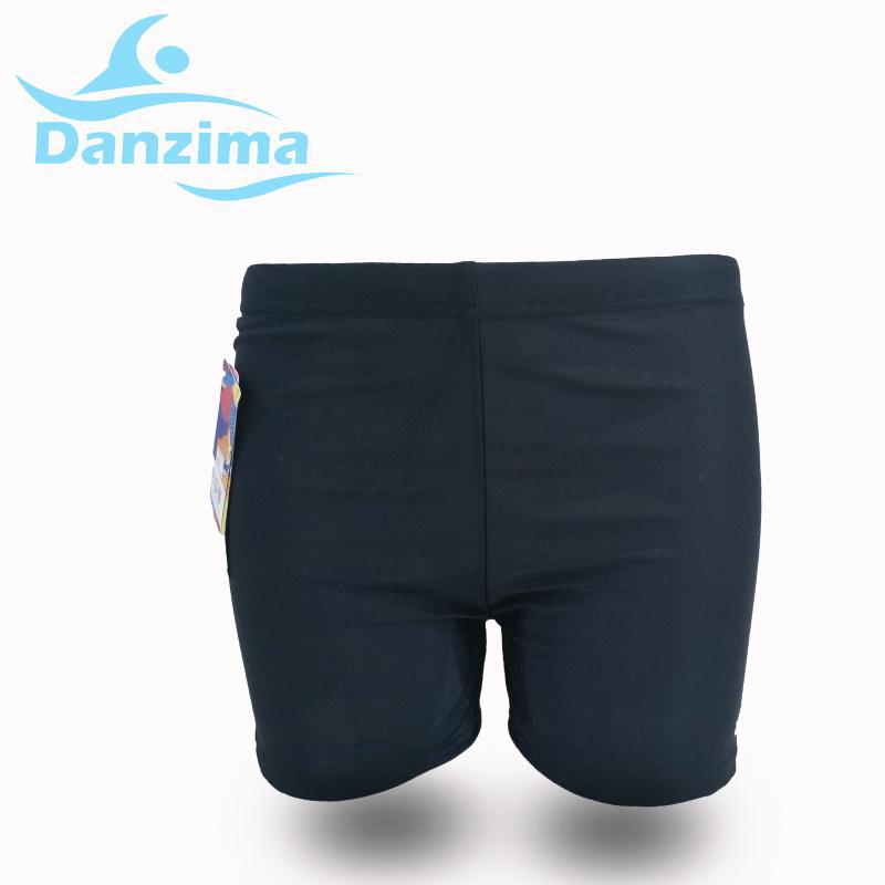 New Style Dan Zi Man Swimming Trunks Men's Anti-Awkward Adult Boxer Short Men's Swimming Trunks Quick-Dry Fashion Men Bathing Su