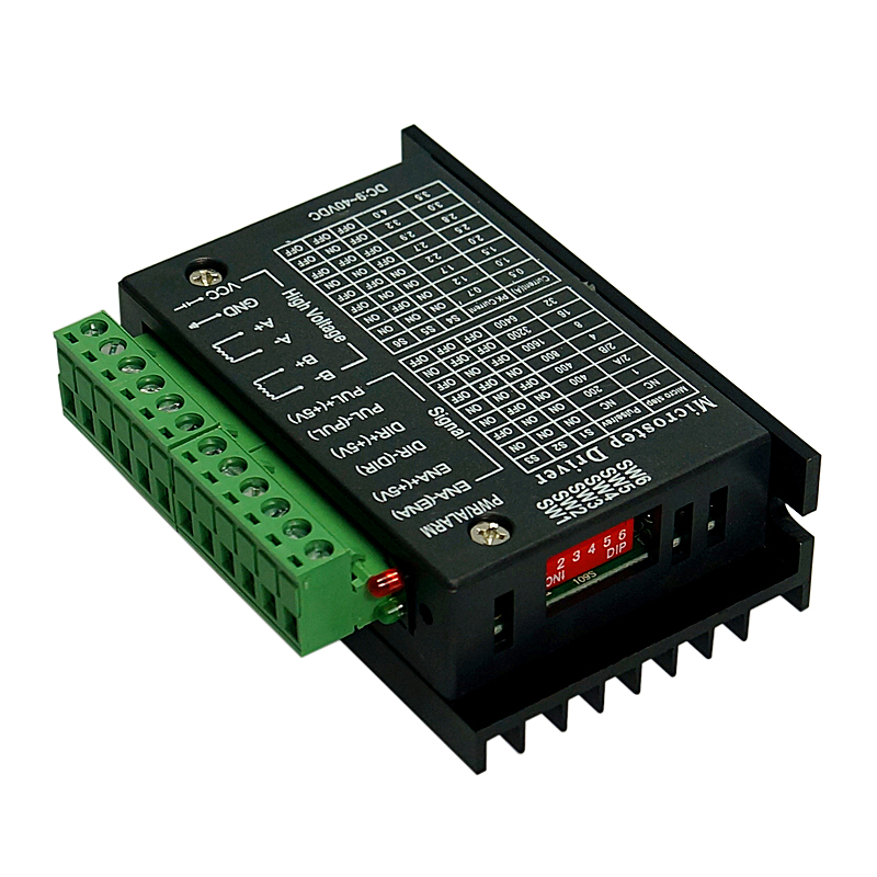 42/57/86 TB6600 stepper motor driver Updated version 4.0A 42VDC TTL 32 Micro-Step CNC 2 or 4 Phase image
