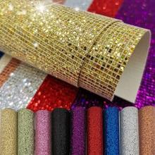 20 см% 2A 15 см блестки массивные блестки синтетика искусственная кожа простыни ткань бант сумка сделай сам материал ручная работа волосы бант ткань шитье рукоделие