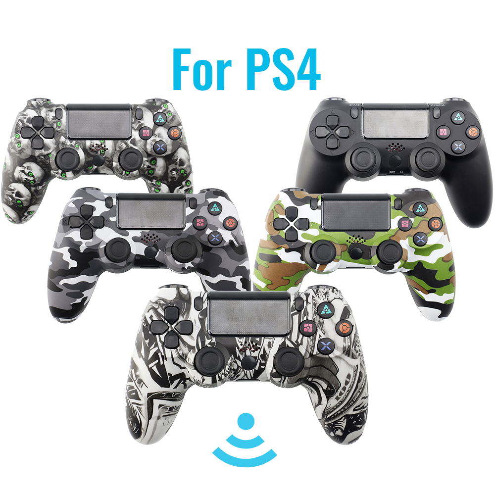 Wireless Gamepad for PS4 Controller Joypad for Controle PS4 Control for Mando Wireless Mando PS4 Joystick Bluetooth Joistick(China)