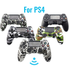 Беспроводной геймпад для PS4, контроллер для электронной сигареты PS4, джойстик с Bluetooth
