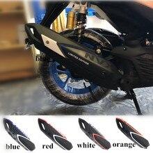 Модифицированный мотоцикл NVX aerox выхлопной модифицированный глушитель труба крышка оболочки щит крышка для yamaha NVX155 DGR155 L155