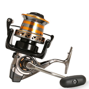 Amazing Fishing Metal Spool 13BB Fishing Reels cb5feb1b7314637725a2e7: metal foot|nylon foot