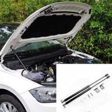 Для VW Polo AW MK6 ремонт капота газовая пружина амортизатор стойки штанги поддержка Hraulic стержень автомобиля-Стайлинг