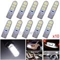 2/4/10 шт. T10 светодиодный авто лампы автомобильные w5w CANBUS 2835 12SMD 6000K светильник светящиеся независимых лампы отличный сигнал поворота светильн...