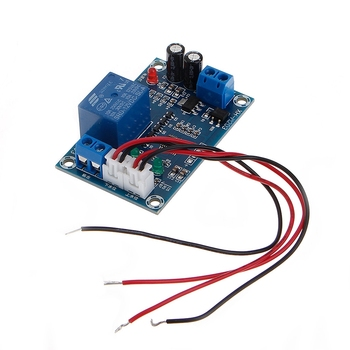 цена на XH-M203 Full Automatic Water Level Controller Pump Switch Module AC/DC 12V Relay Output
