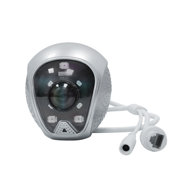 Outdoor Wireless Wifi Security Ip Camera 1080P Home Security 120 Degree Wide Angle Camera Video Surveillance Led Flashing Alarm