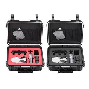 Image 1 - עמיד למים Drone תיבת לdji Mavic מיני Drone כבד החובה אחסון תיק תיק נשיאה נסיעות נייד Hardshell Handbox מגן