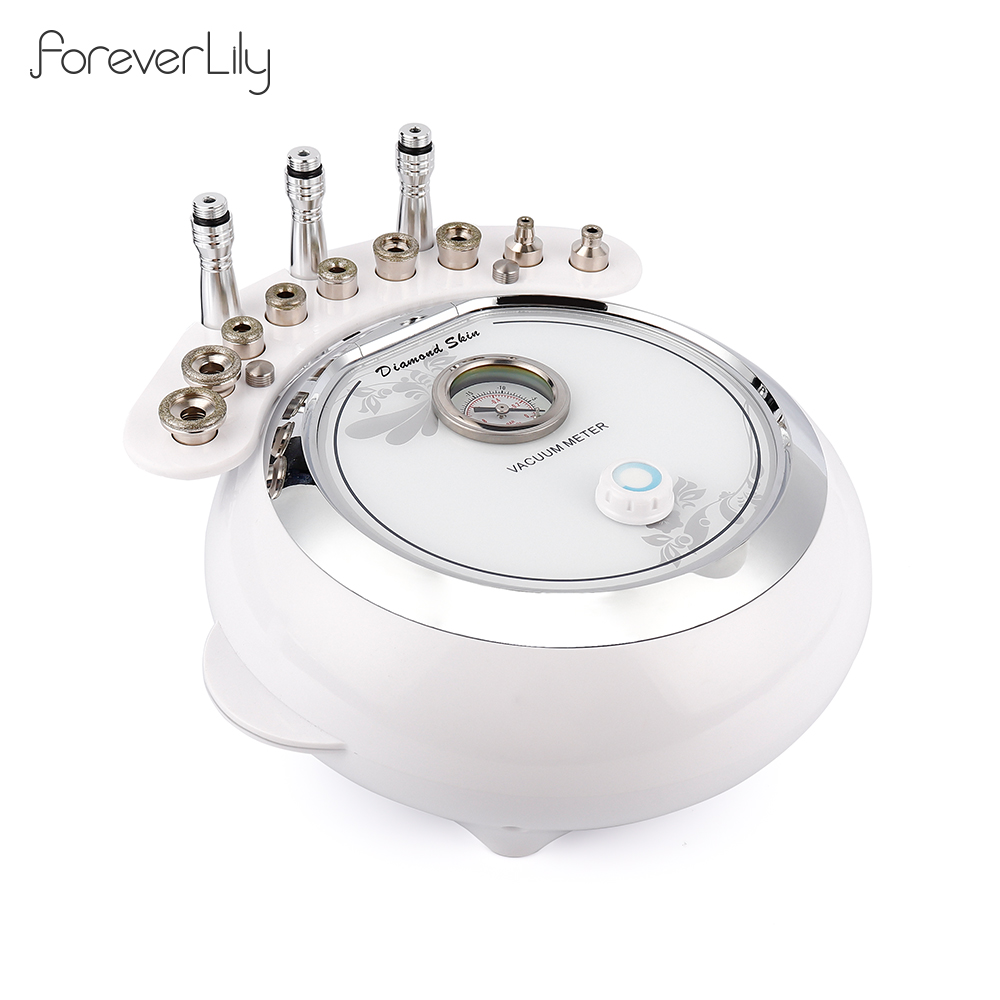 2020 New Professional Diamond Peeling Microdermabrasion Facial Beauty Machine Skin Vacuum Therapy Pores Blackhead Removal Device