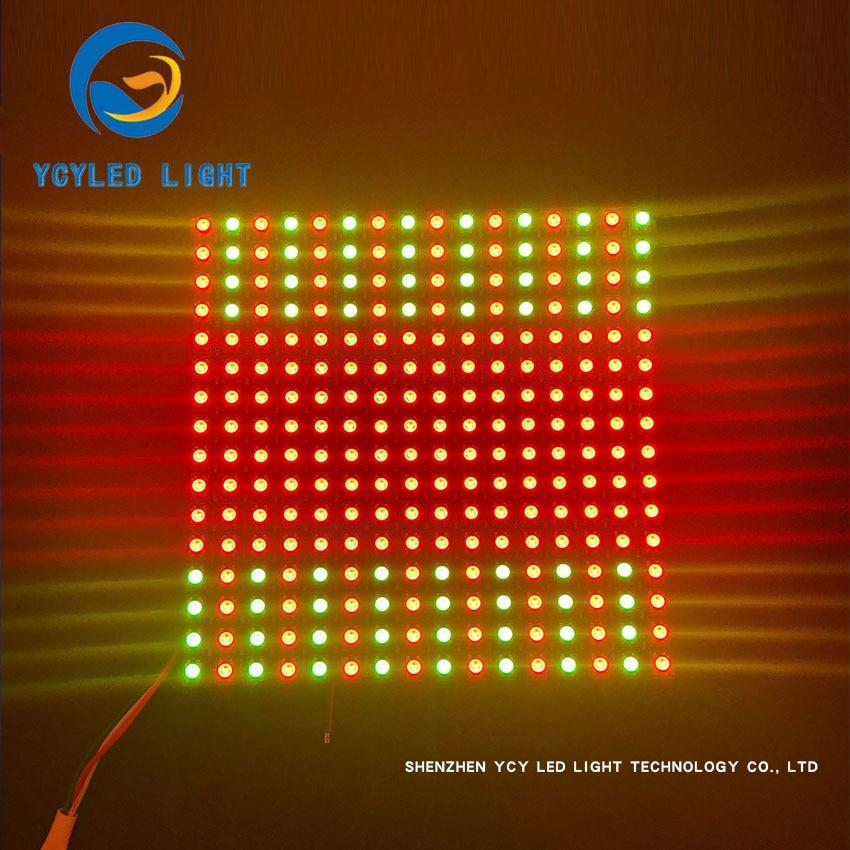 5v 8x8 16x16 8x32 Sk6812 Flexible Led Matrix Display Arduino Pixel Screen Ws2812b Neopixel Individually Addressable Light Board