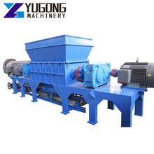 SC500 Old Tyre Recycling Machine/Waste Tyre Shredder for Sale Grinder Pulverizer Disintegrator Micronizer