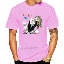 Fashion Cool Men T shirt Women Funny tshirt Delirium The Sandman Vertigo Comics Customized Printed T-Shirt