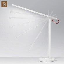 Xiaomi Smart LED lampe de bureau lampe de Table gradation liseuse WiFi activé travail avec AMZ Alexa IFTTT
