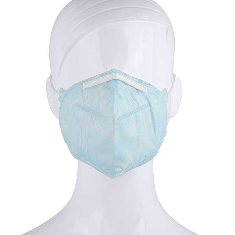Spot 30PCS/Pack N95 Disposable Dust Mask Fine Dust Mouth Mask Antivirus Pm2.5 Infectious Disease Protection Adult Masks