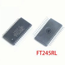 1 pçs/lote FT245RL FT245R FT245 SSOP-28
