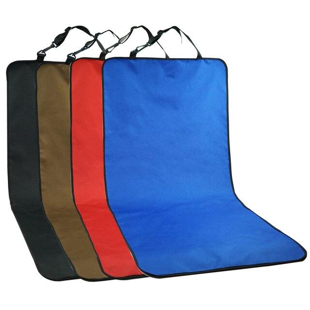 Car Waterproof Back Seat Pet Cover Protector Mat  2